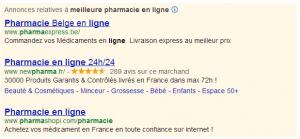 La meilleure pharmacie en ligne?